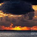 Sunset Florida Keys by Ron  Tackett