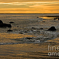 Sunset From Damon Point by Anthony Mercieca