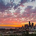 Sunset by Gene Garnace