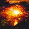 Sunset Glory by Davy Cheng