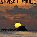 Sunset Grill Don Henley 1984 by David Lee Thompson