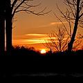 Sunset by Hussain Chirathodi