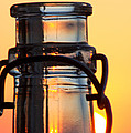 Sunset In A Bottle by Christos Koudellaris