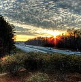 Sunset In Charlotte #3 by Maurice Smith