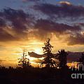 Sunset in Northwest