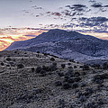 Sunset In The Davis Mountains by Phill Doherty