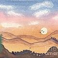 Sunset In The Hills by John Williams