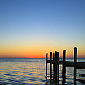 Sunset In The Keys by Raul Rodriguez