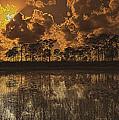 Sunset Jd II by Bruce Bain