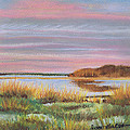 Sunset Jessups Neck by Susan Herbst