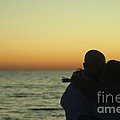 Sunset Kiss by Michelle Powell