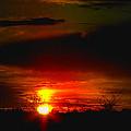 Sunset Landscape Photograph by Laura Carter