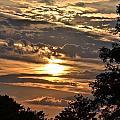 Sunset Layers by Tara Potts