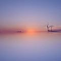 Sunset by Ljubinka Lepojevic