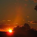Sunset by Loretta Pokorny