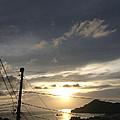 Sunset Near Fort Charlotte by Sean Roache