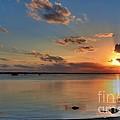 Sunset On Key Largo by Mel Steinhauer