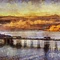 Sunset On Little Orme by Karen Ann Jones