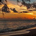 Sunset On Paradise by Garvin Hunter