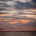 Sunset On The Bay by Gabrielle Harrison