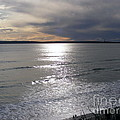 Sunset Over Calypso Beach by Jennifer Van Niekerk