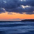 Sunset Over Dana Point by Richard Cheski