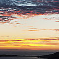 Sunset Over Isle Of Harris Scotland by Tim Gainey