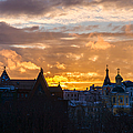 Sunset Over Old Moscow - Featured 2 by Alexander Senin