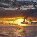 Sunset Panorama by Andrew Soundarajan