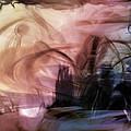 Sunset Pond by Linda Sannuti