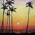 Sunset by Ramon Lopez Collazo