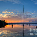 Sunset Reflections by Michael Ver Sprill