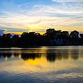 Sunset Reflections by Nicole Jeffery