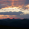 Sunset Rmnp by Gregory Yost