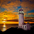 Sunset by Robert Bales