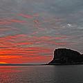 Sunset Rock by Casey Herbert