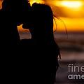 Sunset Romance by Yngve Alexandersson