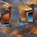 Sunset Room by Jim Alford