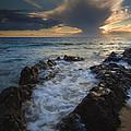 Sunset Spillway by Mike  Dawson
