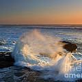 Sunset Spray by Mike Dawson