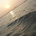 Sunset View by Monalisa Nayak