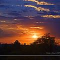 Sunset by Walter Herrit