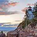 Sunset Watcher - Bass Harbor Head - Maine by NSunset Watcher - Bass Harbor HeadSunset Watcher - Bass Harbor Head - Maine - Maineikolyn McDonald