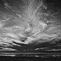 Sunset With No Color by David and Carol Kelly