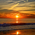 Sunset's Glow  by Lynn Bauer