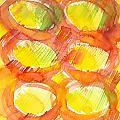 Sunshine Circles by Sara Srubar