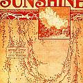 Sunshine by Mel Thompson