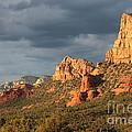 Sunshine On Sedona Rocks by Carol Groenen