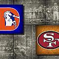 Super Bowl 24 by Joe Hamilton
