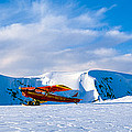 Super Cub Piper Bush Airplane by Panoramic Images